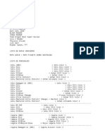 Lista de Personajes Iso Xenoverse DBS MORIT