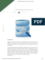 PostgreSQL- Setting Up Full Text Search _ Hevo Blog