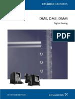 catalogo de seleccion de componentes de bombas dosificadoras DME Grundfos