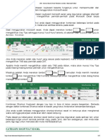 200+ Shortcut Excel Untuk Windows and Mac | Microsoft Office