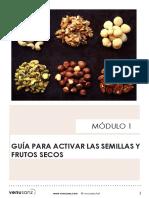 Guia Para Activar Las Semillas y Frutos Secos