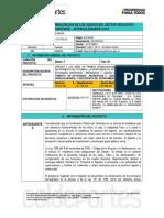 Formato Perfil Propuesta Superate 2.016