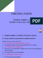 3Teoría Sobre La Estructura de Capital (Tercera Parte)