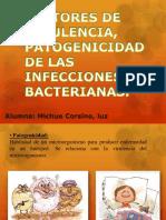 virulencia, patogenecidad