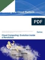 Defining the Cloud Platform