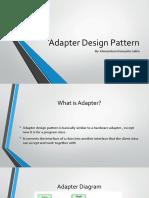 Design Pattern Adapter.pptx