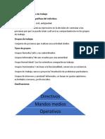 Liderazgo y dirección de equipos de trabajo