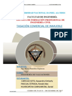 Tasacion de Inmueble Comercial Instituto