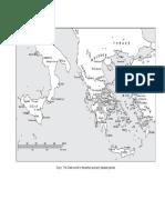 Mapa Del Mundo Griego en La Época Arcaica y a Principios de La Clásica