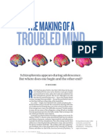 The Making of a Troubled Mind