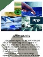 1. Def de Investigación