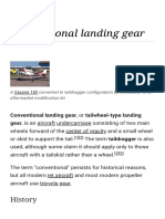 Conventional Landing Gear - Wikipedia