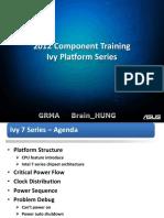 Asus P8Z77-V LX Component Training