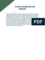 La Azarosa Fundación de Bogotá