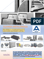 Mejora Empresa Alianza Metalurgica