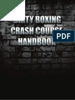 Dirty Boxing Crash Course Handbook