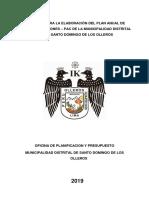 DIRECTIVA 004-2019 DIRECTIVA PARA LA ELABORACION ANUAL DE CONTRATACIONES - PAC-1.docx