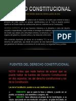 Presentación Concepto Constitucion y Tipos de esto