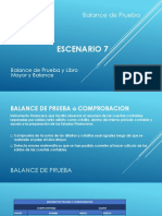 Conferencia Escenario 7 Balance de Prueba