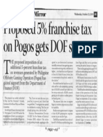 Business Mirror, Oct. 23, 2019, Proposed 5% franchise tax on Pogos gets DOF support.pdf