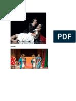 5 Formas de Teatro