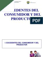 Excedentes Del Consumidor y Productor (1)