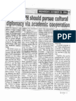 Peoples Tonight, Oct. 23, 2019, Legarda PH should pursue cultural diplomacy via academic cooperation.pdf