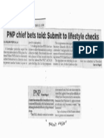 Philippine Star, Oct. 23, 2019, PNP chief bets told Submit to lifestyle checks.pdf