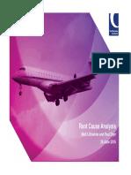 Root Cause Analysis (Civil Aviation Authority)