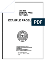 CEE536 Examples(Ppt)
