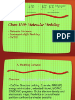 Molecular Modeling.ppt.ppt