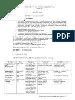 Activity Plan Symposium