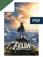 The Legend Of Zelda - Breath Of The Wild - Guía Completa