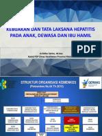01 Kebijakan Dan Tata Laksana Hepatitis Bimtek Maluku 2019rev