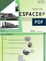 Historia de la Arquitectura Peruana - Agrupacion Espacio