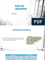 Reexpresion de Estados Financieros