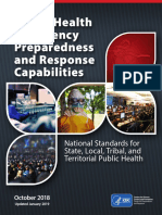 CDC PreparednesResponseCapabilities October2018 Final 508