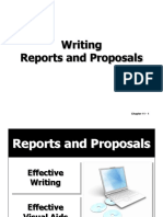 Chapter 11 Writing Reports and Proposals.ppt