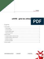 Sameday Manual EAWB