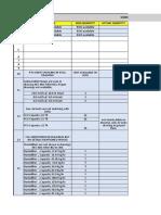 Sharoora Hospital Query Sheet