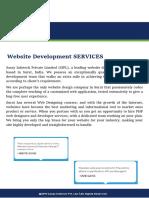 Website Development in Surat - Sassy Infotech