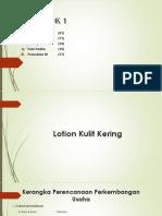 kel 1. lotion kulit kering.pptx