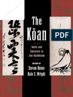 Heine and Wright - 2000 - The Koan Texts and Contexts in Zen Buddhism