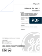 Manual Nevera
