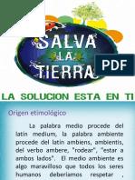 Exposicion Medio Ambiente