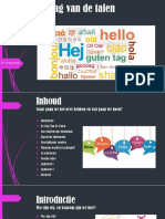 dag van de talen ppt pdf weebly