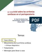 Curso de Medicina Perioperatoria - CMC 2019 - Arritmias