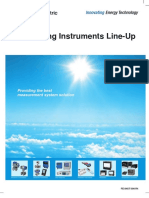 FUJI Instrumentation Common Catalogue