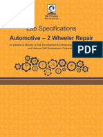 Lab Specifications 2 Wheeler