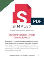 Simplex Responsive Userguide v1
